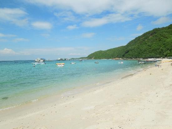 Ko Lan, Thailand: Thonglang Beach