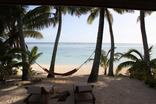 Bella Beach Bungalows: View from Bungalow 4