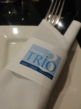 Trio Restaurant And Bar At Novotel Toronto North York Hotel Name Of The
