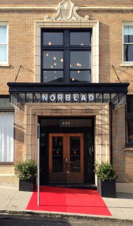 Norblad Hotel And Hostel: main entry