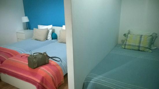 Hostel B. Mar: camera da letto