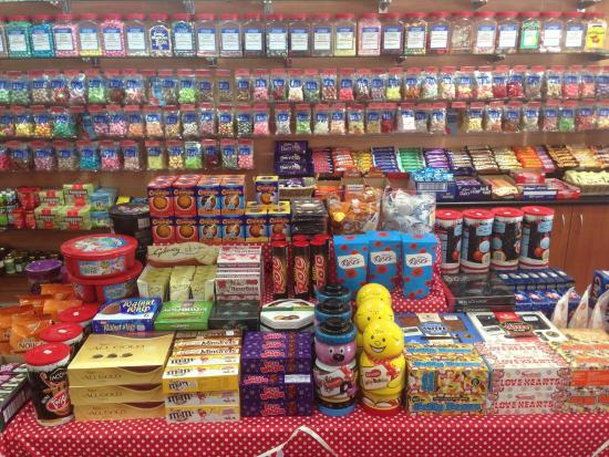 The British Lolly Shop