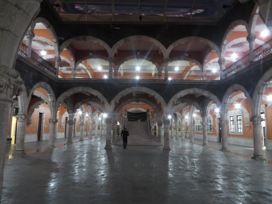 Palacio de Gobierno : The hall