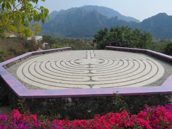 Hostal de la Luz - Spa Holistic Resort : Laberinto