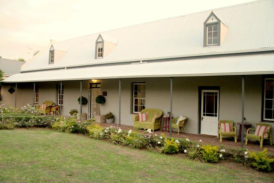 Elianthe's Guesthouse : The guesthouse