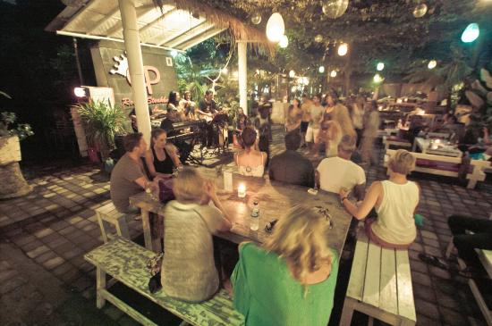 Dancing under the stars @ CP Lounge
