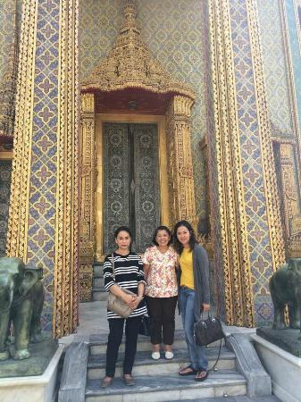 Wat Ratchabophit: .