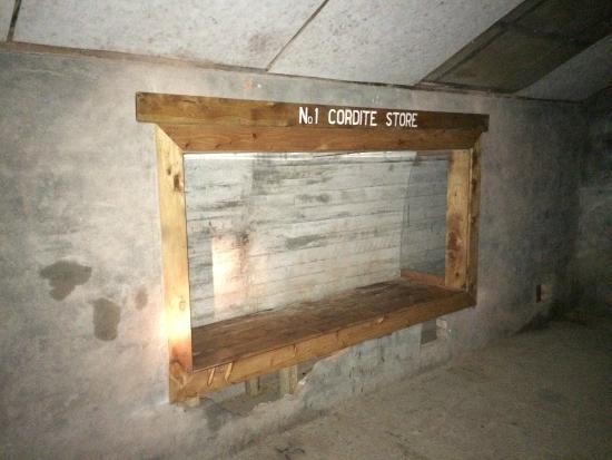 Isla Waiheke, Nueva Zelanda: Tunel