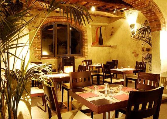 Rivasud : ristorante vista dall'esterno