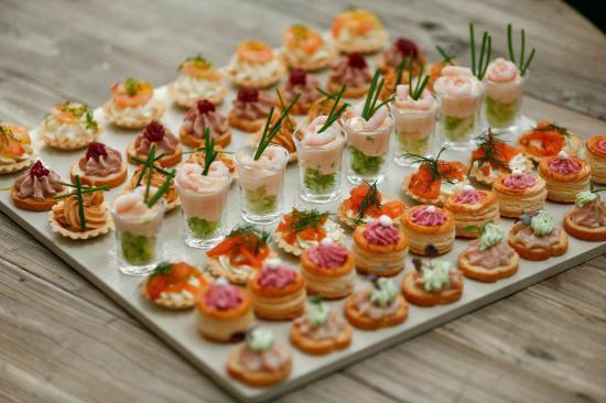 Fancy Food Service Ideas