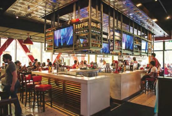 Tgi Fridays Restaurant Bar Melbourne 313 Melbourne Central Central Business District