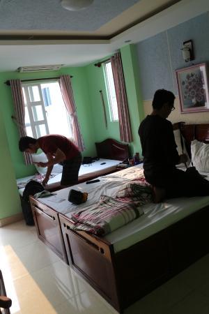 Titi Hotel: 601