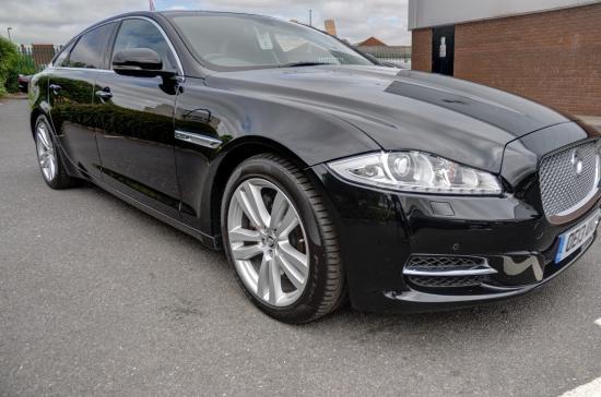 Classic Jaguar Limousines Ltd