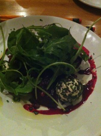 beetroot salad (shared)