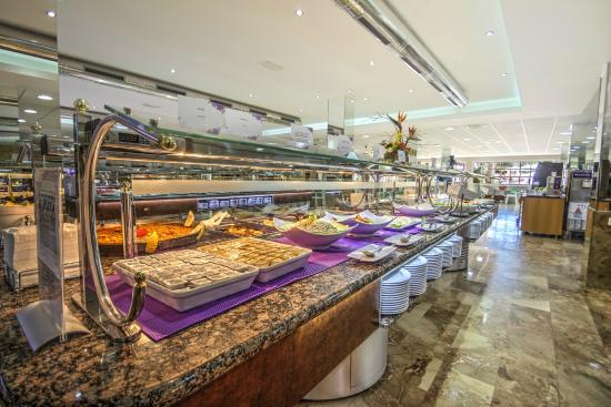 Servigroup Calypso: Buffet