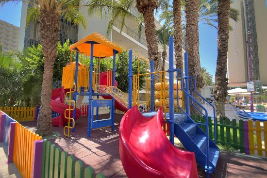 Servigroup Calypso: Children's Playground