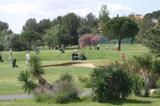 Quality Hotel du Golf Montpellier Juvignac : Le Golf Resort Montpellier Fontcaude