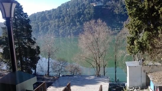 Hotel Krishna : View from balcony 2