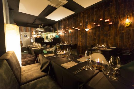 Grandiose Gastronomie - die Perle im Pott - Five, Bochum ...