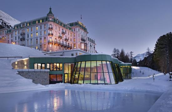 Grand Hotel Kronenhof: Grand Hotel Kronenhof