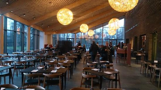 Glostrup Park Hotel : breakfast hall