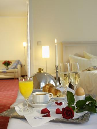 Loev Hotel Rügen: Zimmerfrühstück