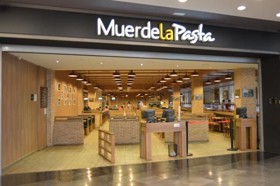 Muerde la Pasta Alcala Magna
