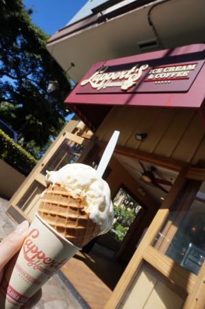 Lappert's Ice Cream: 外観&アイス