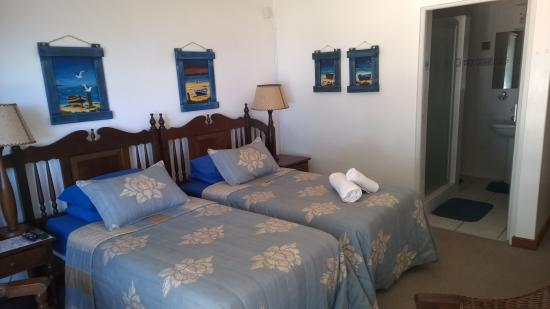 Sea Otters Lodge: Harbour En Suite