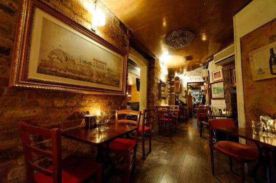 Le Garrick Brasserie Restaurant