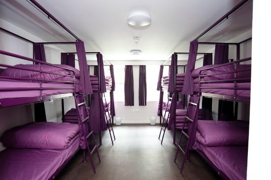 Safestay London Hostel at Elephant & Castle: Bedroom