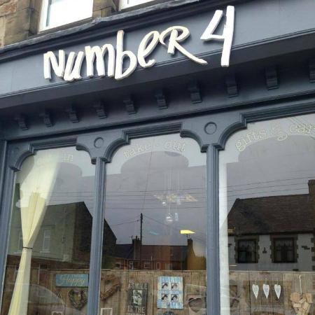Number  Cafe Langley Park