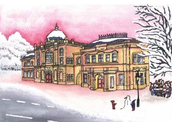 The Grand Pavilion, Matlock Bath