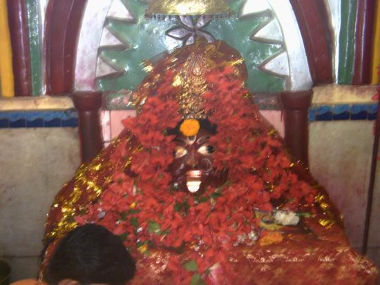 Tarapith, India: Maa Nalhateshwari
