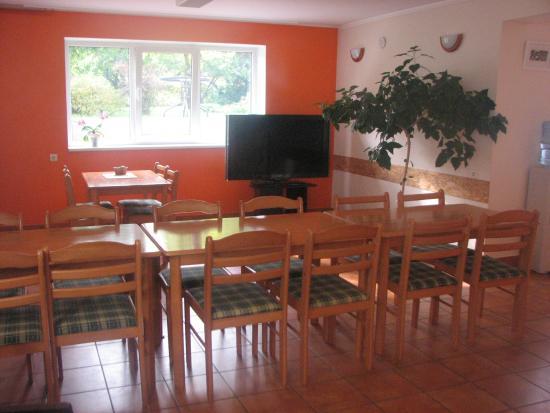 Villa Artis: Breakfast hall