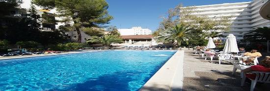 Hotel Pinero Tal: Pool