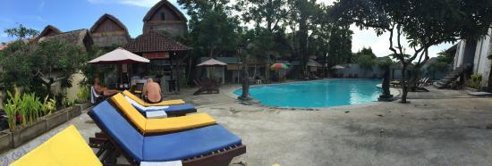The Seminyak Village: Pool area