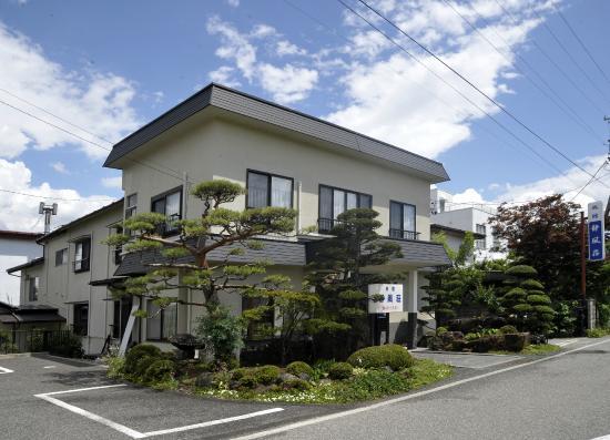 Ryokan Seifuso: 外観 Exterior of Ryokan