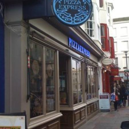 Pizza Express Brighton 22 Prince Albert St Updated 2020