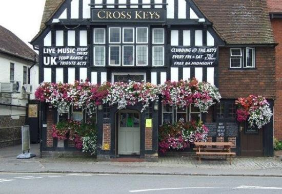 ‪Cross Keys - Marlow‬