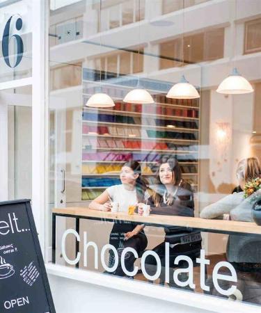 Melt Chocolates Holland Park