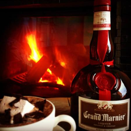 The Scarlet Hotel: Grown up hot chocolate by the fire