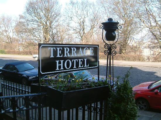 Terrace hotel edinburgh ngiltere konuk evi yorumlar for 37 royal terrace edinburgh
