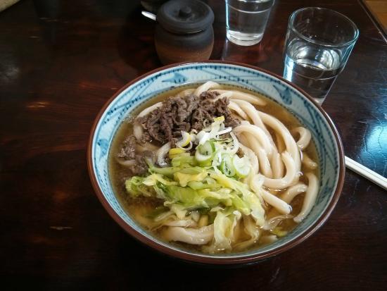 Kurechiudon: Udon soup