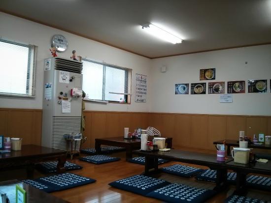 Kurechiudon: Main room