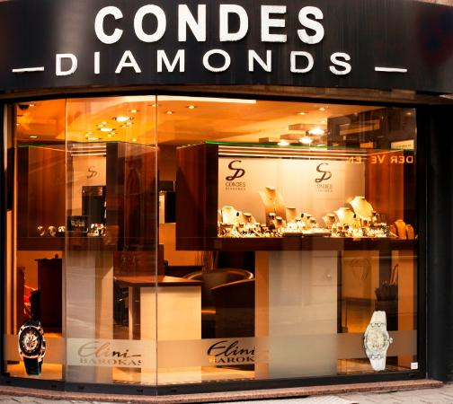 ‪Condes Diamonds‬