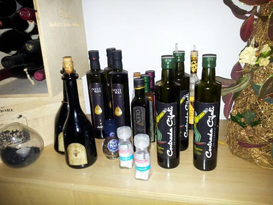 TabernaDeiCinqueSensi : Degustazione di olio extravergine d oliva monti iblei