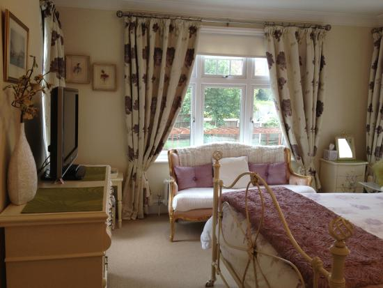 The Old Rectory Weymouth : Chesil Beach Double Room