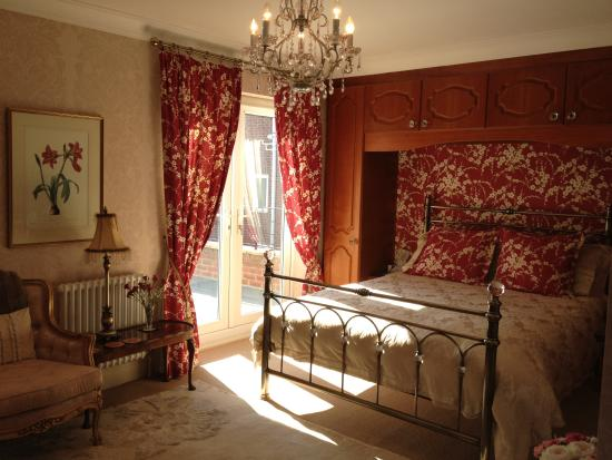 The Old Rectory Weymouth : Dorchester Superior Room
