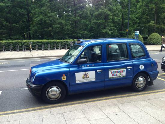 London and UK Taxi Tours